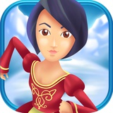 3D Girl Princess Endless Run