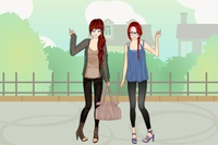 Dress Up : dress up sisters
