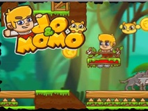 Jo & Momo: Forest Rush