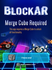 Block AR for Merge Cube