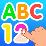 ABC 123 Write Tracing Letters